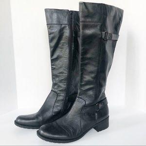 Easy Spirit Eslabarca Leather Boots